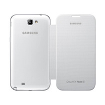 Samsung Galaxy Note 2 N7100 Flip Cover Color Blanco