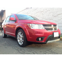 Dodge Journey R/t 6 Cilindros 5 Puertas Roja 2013