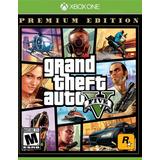 Gta Grand Theft Auto V Premium Edit Xbox One En A Meses