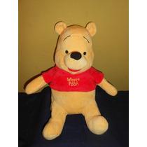 Peluche Winnie Pooh Kohls Cares Disney 35 Cms