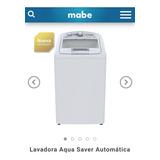 Lavadora Mabe Aqua Saver Color Blanco 16 K Guadalajara