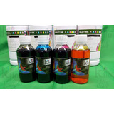 Tinta Comestible Para Impresora Epson Y Borther 4 De 125ml