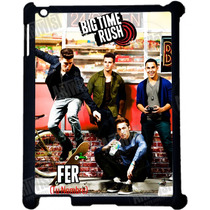 Protector Ipad 2, 3 Y 4 Big Time Rush ¡con Tu Nombre! Btr