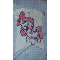 Preciosa Blusa Talla 3 My Little Pony