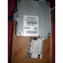 Computadora Toyota Corolla 2005 2008 # 89661-02c42