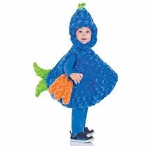 Disfraz De Pez Azul Para Bebes Y Niños Envio Gratis