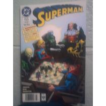Dc Comics Superman Vid Español Tomo Unico Venganza