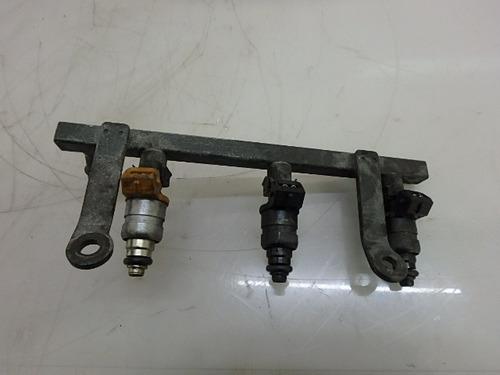 Rampa De Inyectores Chevrolet Daewoo Matiz Spark Tico 0,8 B Foto 2