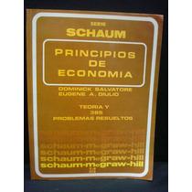 Dominick Salvatore, Eugene A. Diulio, Principios De Economía