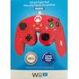Wired Fight Pad Mario Bros Nintendo Wii U Nuevo Sellado