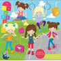 Kit Imprimible Juegos Imagenes Clipart
