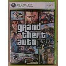 Grand Theft Auto 4 Iv - Xbox 360 - Game Freaks