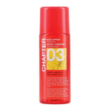 Chapter 03 Clear Red Bottle  Body Spray Hid680