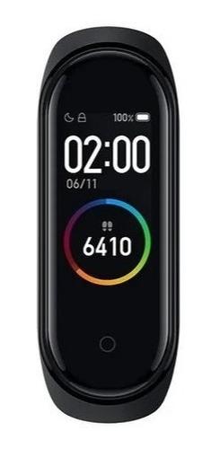 Smartwatch Xiaomi Mi Band 4 Bluetooth Negro 0.95  Amoled