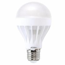 Foco Tipo Bulbo Eco Power Led 12w Calido 260° Iluminaci 4355