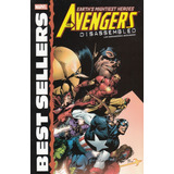 Comic Marvel Best Sellers The Avengers Disassembled Sellado