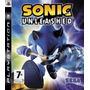 Sonic Unleashed Ps3 D1g1t4l