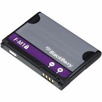 Bateria Blackberry Fm1 1150 Mah F-m1 9100 9670 Nueva