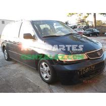 Honda Odyssey 99-01 3.5 Vtec Autopartes Refacciones Yonkeado
