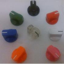 4 Pcs! Knob Perilla Pot Tipo Davies Para Pedales Custom Y