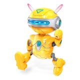 Robot Para Niños O Niñas Repetitivo Sensible Al Tacto Fx-j02