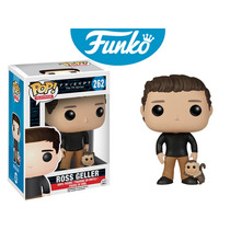 Friends Ross Geller Mono Japones Funko Pop Serie Amigos
