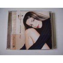 Pilar Montenegro Cd Desahogo 2002 Primera Edición