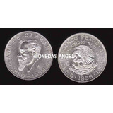 Moneda 5 Pesos Carranza