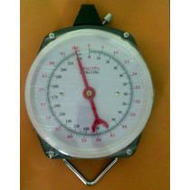 Bascula Reloj 100kg Ovino Cerdo Ganado Forraje Veterinaria