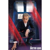 El Doctor Who Cartel - Agacharse Bed Room Sala De Juegos Est
