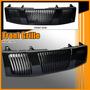 Parrilla Negra Deluxe Vertical Nissan Titan 04 05 06 07 Abs