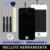 Lcd Ipod Touch 4 Original Instalación Pantalla Display
