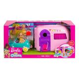 Barbie Familia, Cámper De Chelsea