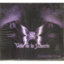 Valle De La Muerte - Cronicas... - Metal Gotico Cd Rock Dark