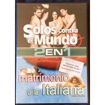 Solos Contra El Mundo Matrimonio Italiana Dvd Película Italo
