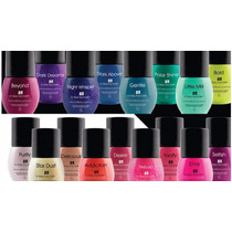 Laccover Gelish One Shot, Un Solo Paso Nailfactory