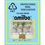 Pet Protector Cristalino Amiibo Animal Crossing Happy Home