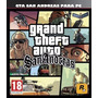 Gta San Andreas Para Pc Wds 7, 8 Y 10 Con Sus Voces Original