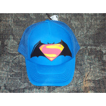 Gorras Dc Comics Batman Vs Superman