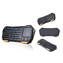 Teclado Aerb Mini Bluetooth Sin Hilos Función W Ratón Para A