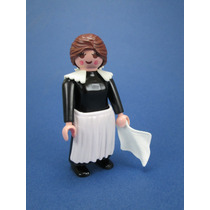 Playmobil Custom Mucama Victoriana Mansion Medieval Retromex