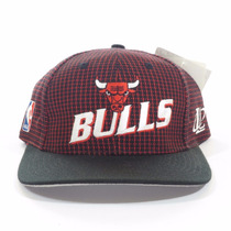 Gorra Snapback Marca Logo Athletic Toros De Chicago Bulls