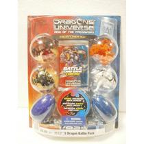 Mega Bloks 95137 Dragons Universe 5 Dragon Battle Pack 1