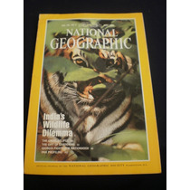 National Geographic India´s Wildlife Dilemma, Vol.181 #5