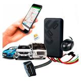 Rastreador Gps 3g Obd Tracker Hibrido Plug&play Plataforma