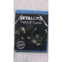 Metallica Blu-ray:master Of Puppets 82 Minutos