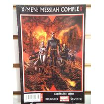 X-men 37 Messiah Complex Editorial Televisa