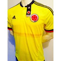 Jersey De Colombia 2016 Original Local
