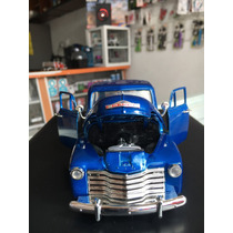 Camioneta Chevrolelet A Escala 1:24 Modelo 1953 Colletion