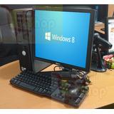 Computadoras Baratas Pc Cyber Cafe Internet Cpu Core 2 500gb